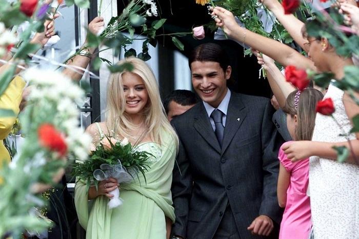 Традиционные свадебные платья.