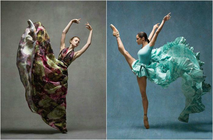 Красота и изящество балета.