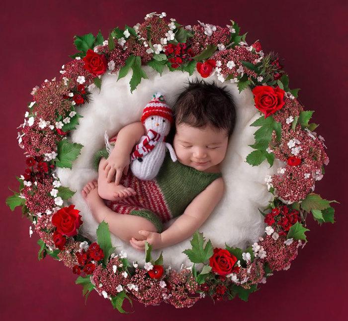 У каждого малыша должен быть свой плюшевый друг.