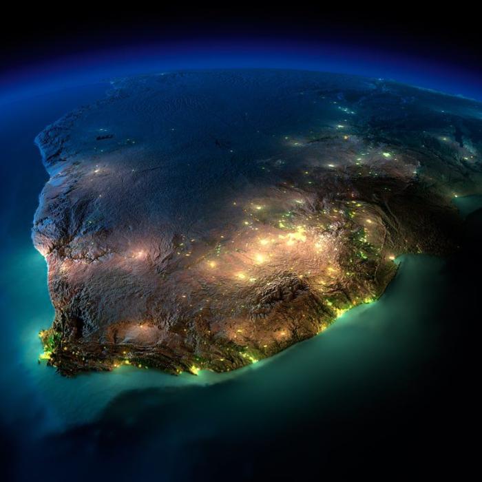 фото виды земли из космоса