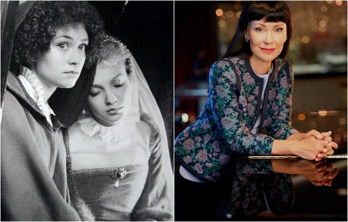Актриса любит перевоплощаться в героев, которые вызывают симпатию, а более внимательно зрители смогли присмотреться к Нонне в сериале «Графиня де Монсоро» с небольшой ролью служанки Гертруды.