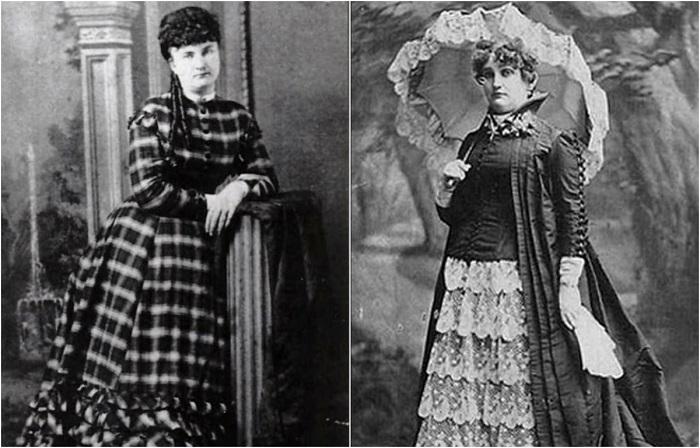Известные женщины Дикого Запада XIX века.