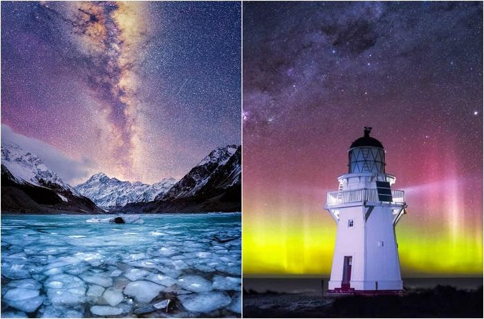 Красивейшие места Новой Зеландии.