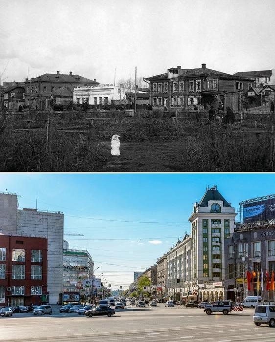 Прямая Вокзальная магистраль стала новым градостроительным решением города.