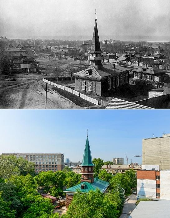 После распада СССР мечеть передана Местной мусульманской организации.
