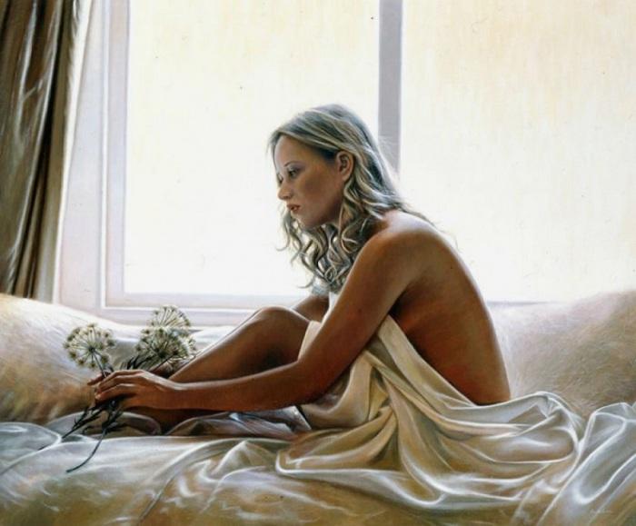 Воплощение женственности в работах Роберта Хефферана.