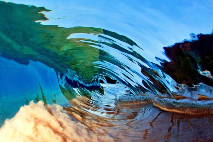 Удивительная красота океана.