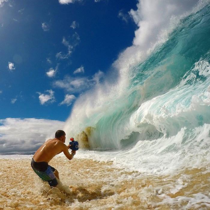 Океан в объективе Кларка Литтла.
