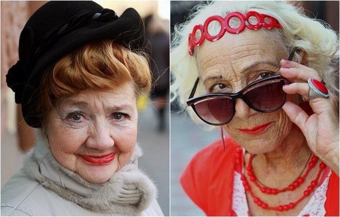 Старость в радость, бабушки ломающие стереотипы .