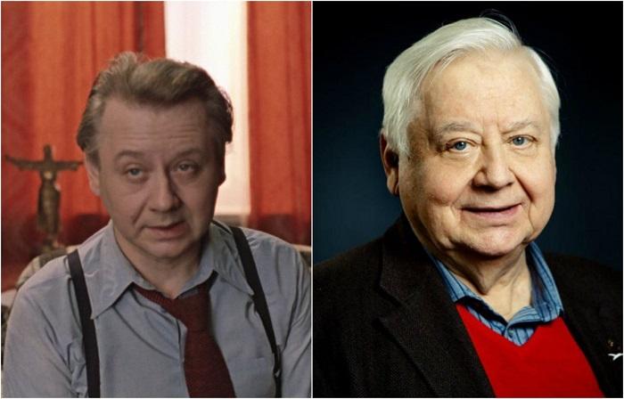 Кинематографическая и театральная биография актера очень богата и разнообразна, Табаков много работал за рубежом в качестве преподавателя и режиссёра-постановщика.