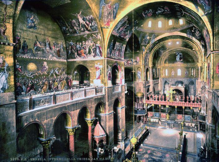 Храм небесного покровителя Венеции.