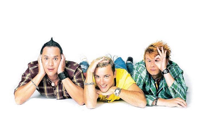 Российская поп-группа, продюсером которой выступает Евгений Орлов. /Фото: discogs.com