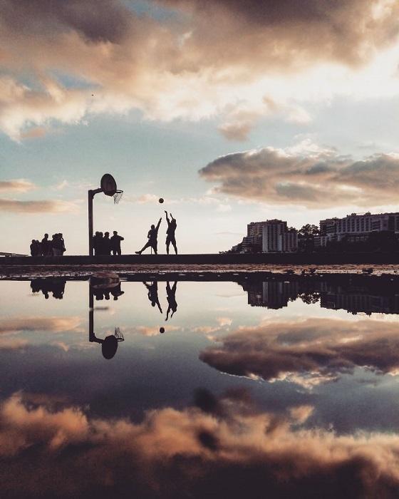 Молодой фотограф, живущий в Мадриде (Испания), на личном примере доказал – для хороших снимков необязательно иметь профессиональную камеру.