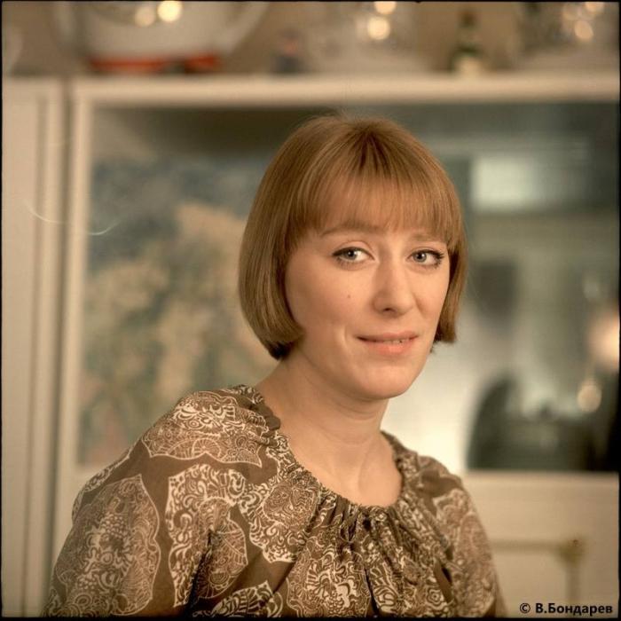 известная советская и российская актриса фото