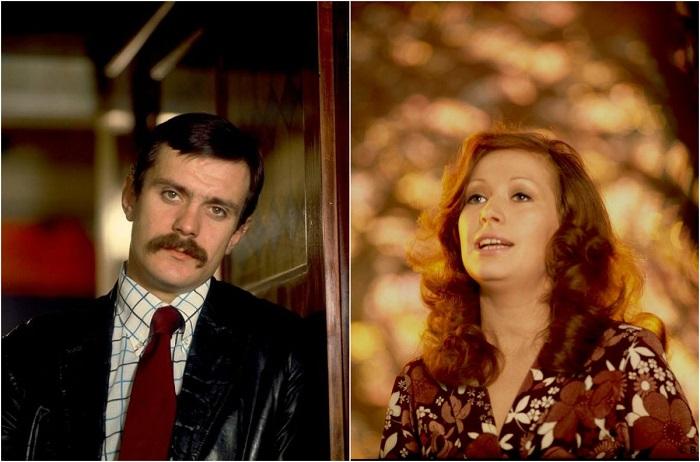 Обаятельные и красивые актёры советского кино.