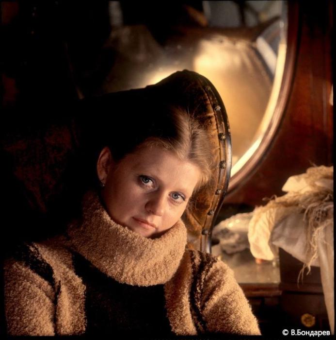 Великая советская актриса, которая всегда была и всегда будет горячо любима миллионами зрителей.
