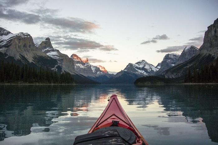Альберта, Канада. Фотограф Chris Burkard.