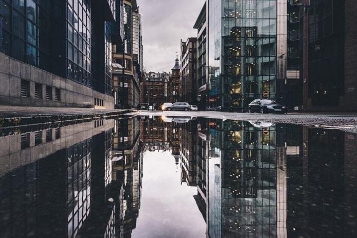 Глазго, Шотландия. Фотограф Merlin Kafka.