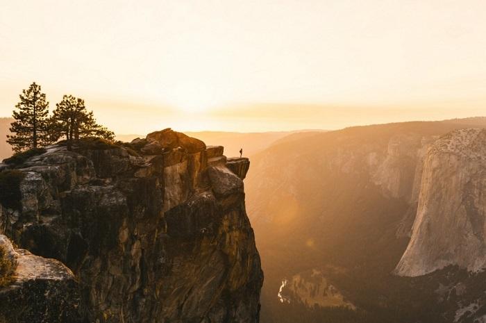 Национальный парк Йосемити, Калифорния, США. Фотограф Oscar Nilsson.