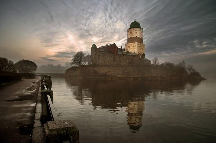 Выборг, Ленинградская область, Россия. Фотограф Ed Gordeev.