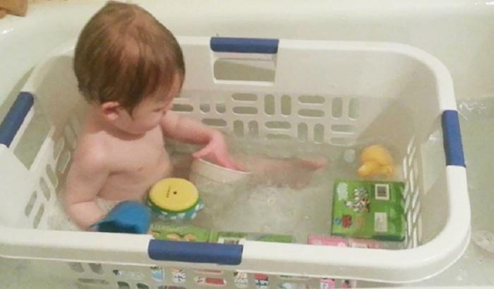 Для любителя долго посидеть в ванне и поиграться.