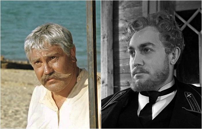 Актёр сыграл свою известную роль таможенника Павла Верещагина в культовой картине «Белое солнце пустыни», будучи тяжело больным.