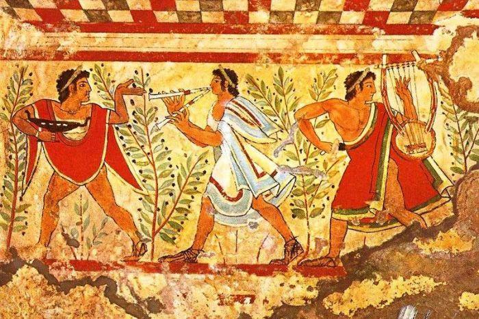 Древний народ, заселявший северо-западную часть Апеннинского полуострова и создавший там довольно развитую цивилизацию. Именно этруски основали на территории Италии первые города.