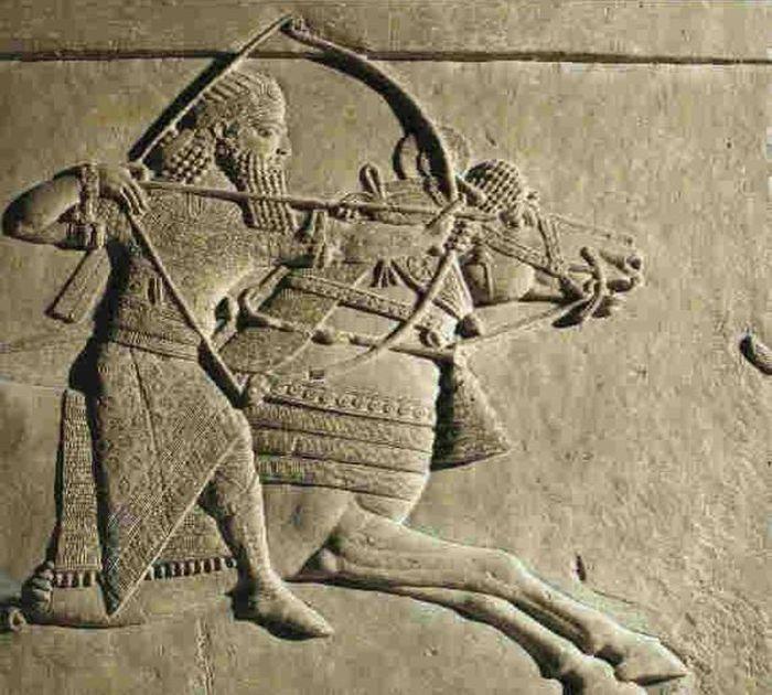 Семито-арамейский народ, проживавший в конце II — начале I тыс. до н.э. на территории Южной и Средней Месопотамии. В 626—538 годах до н.э. в Вавилоне правила халдейская династия, основавшая Нововавилонское царство.