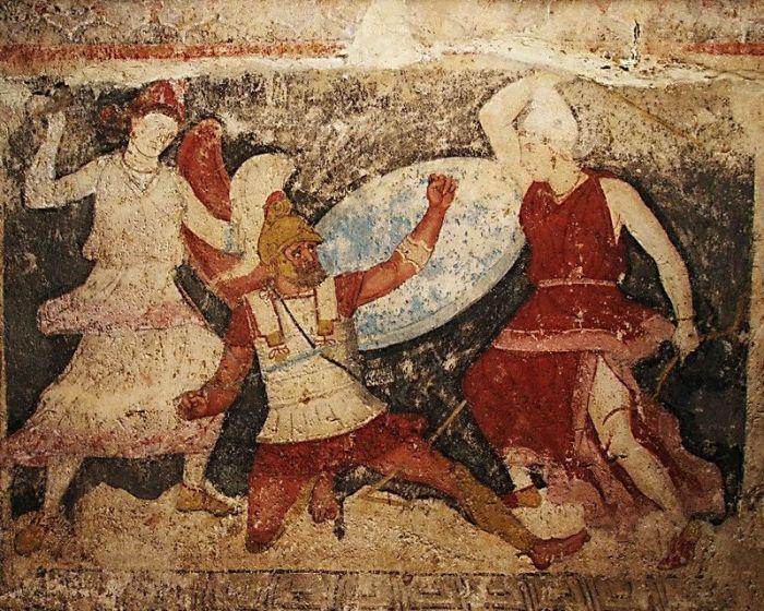 Кочевые скотоводческие ираноязычные племена конца раннего Железного века (VI—IV вв. до н.э.), населявшие степные районы от водораздела Тисы и Дуная до Аральского моря.
