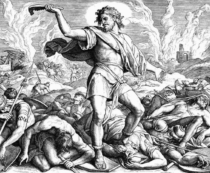 Древний народ, населявший приморскую часть Израиля.