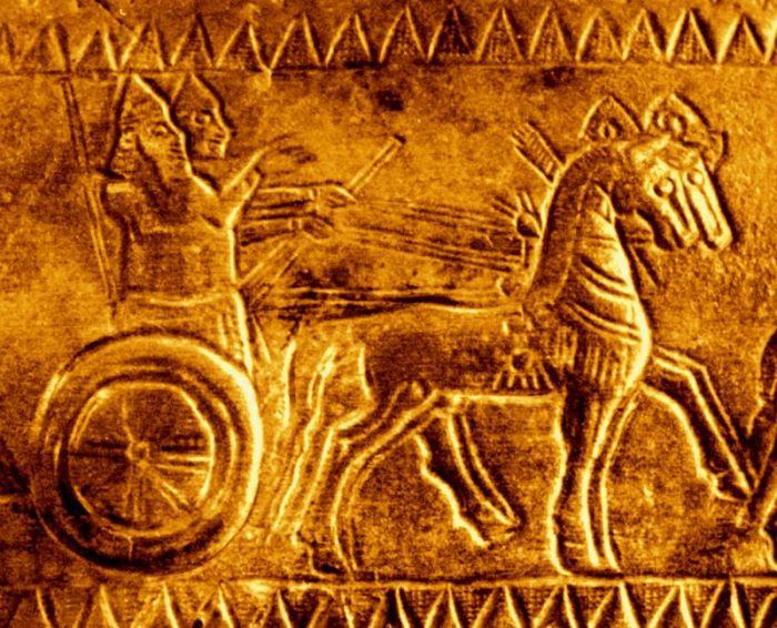 Древний народ, живший приблизительно за 4 тысячелетия до нашей эры. Район их проживания - междуречье двух рек Тигра и Евфрата. На этой территории находится южная часть современного Ирана.