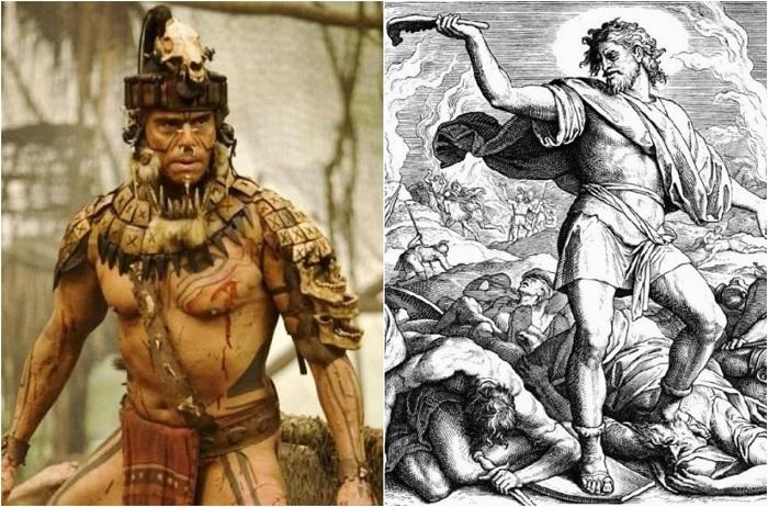 Самые загадочные народы в истории.