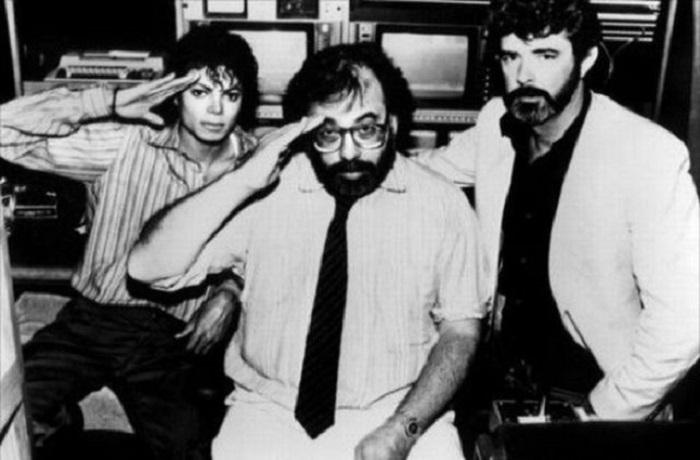 На съемках фильма «Капитан Ио», 1986 год.