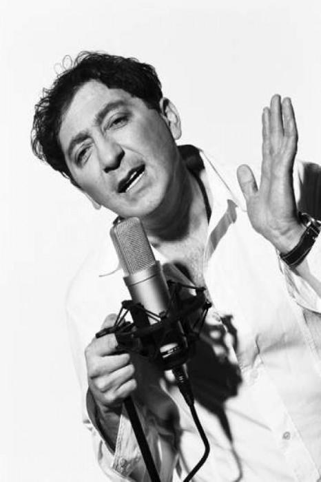 Советский и российский певец грузинского происхождения.
