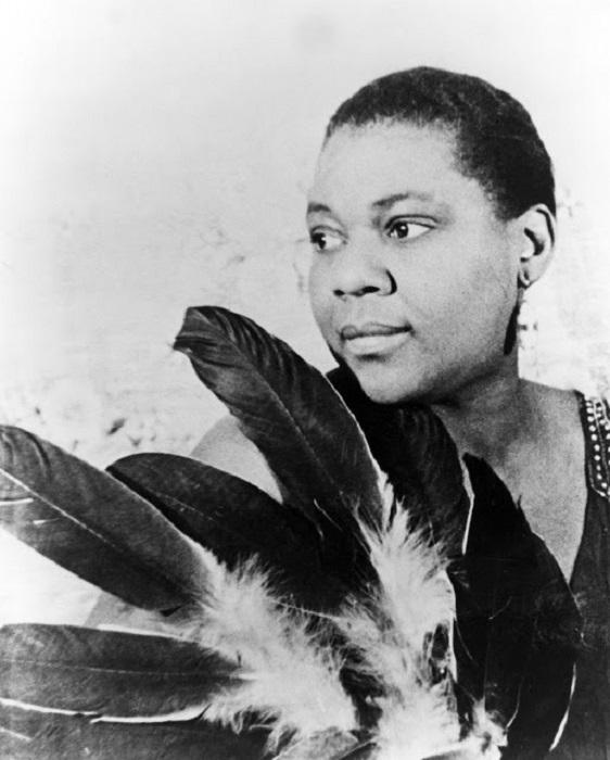 Первая звезда блюза и джаза, оставившая студийные записи и сохранившая для потомков свой уникальный голос.