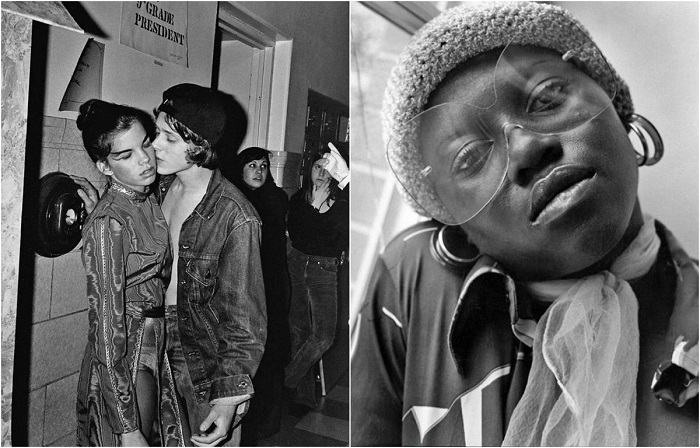 Шикарные снимки американской молодежи 70-х и 80-х годов.