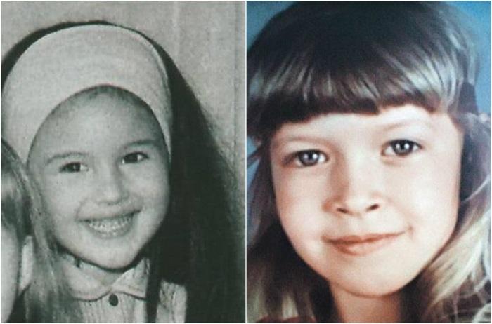 Детские фотографии известных личностей.