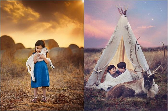 Позитивные фото детей