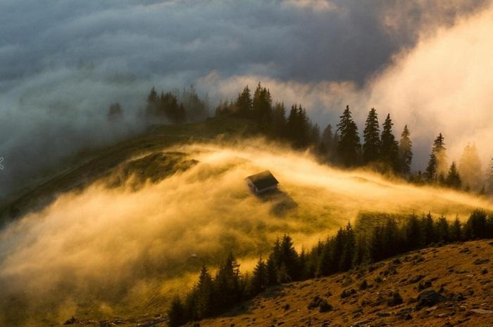 Парк Горы Родней является самой обширной защищенной зоной на севере Карпатских гор и одновременно является основным туристическим объектом в Марамуреше. Фотограф: Lazar Ovidiu.