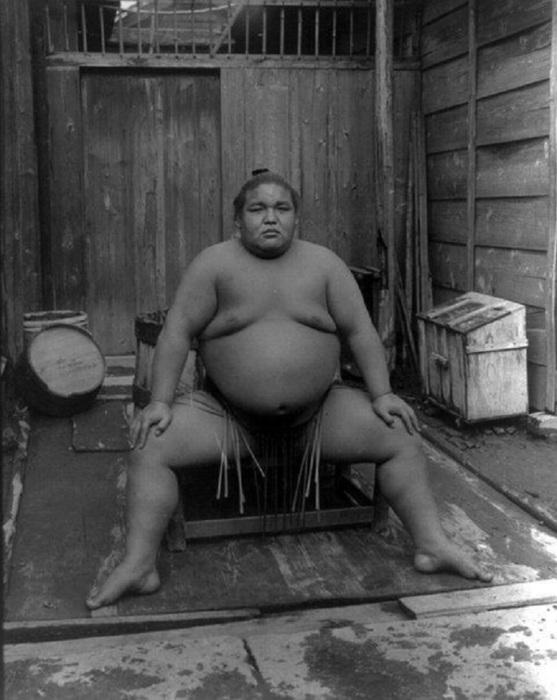 Япония, 1907 год.