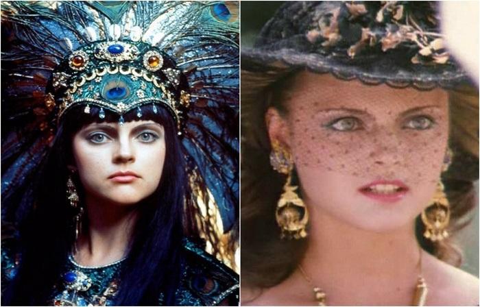 Эстонская актриса сыграла Акатаву -  таинственная жрица любви божественной красоты та, Которая Грезит.