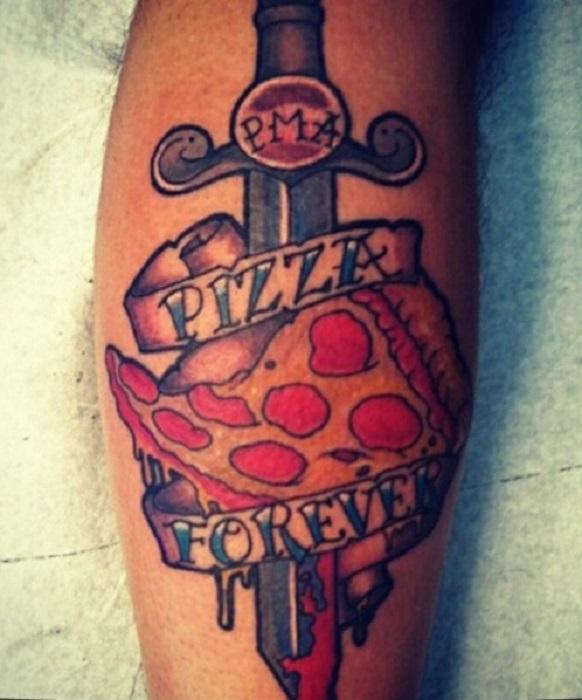 Татуировка как жизненная философия.