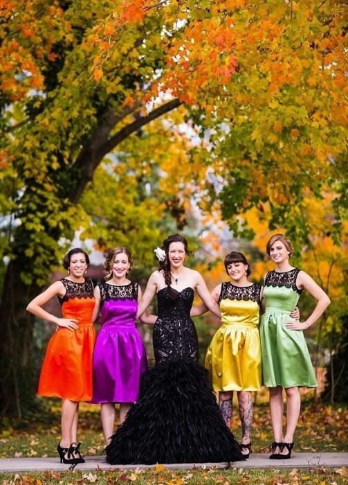 """Платье """"Черный лебедь""""-потрясающе красиво!"""