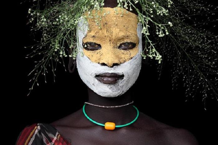 Самое красивое племя.