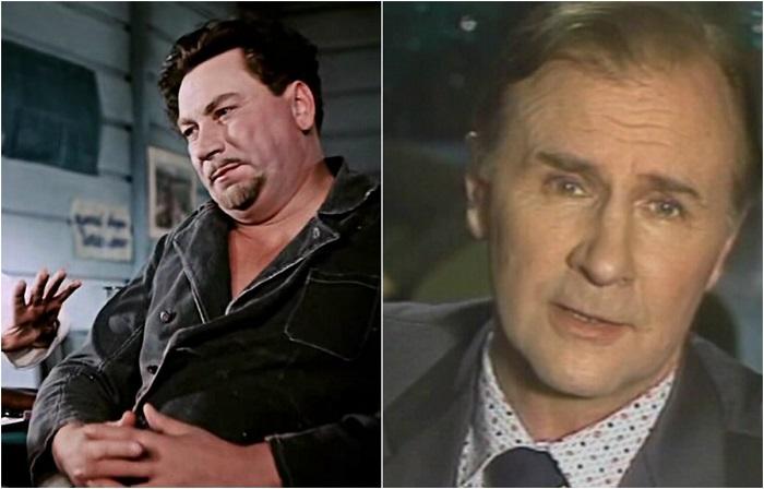 С конца 1940-х годов актер снимался в кино, в том числе в роли младшего лейтенанта милиции.