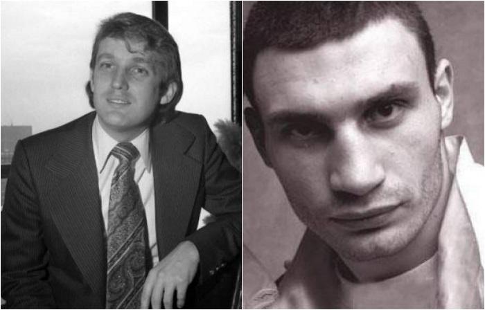 Снимки политиков до того, как они пришли к власти.
