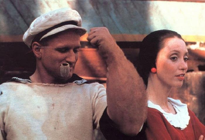 Музыкальная комедия с Робином Уильямсом и Шелли Дюваль в главных ролях.