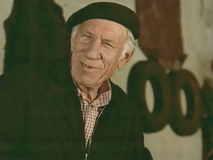 Один из самых снимаемых артистов на старейшей кинокомпании России «Ленфильме».