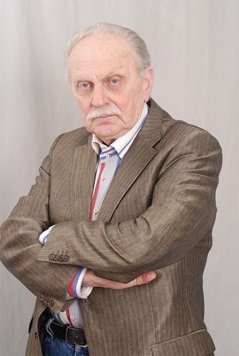 Советский и российский актёр театра и кино, народный артист России.
