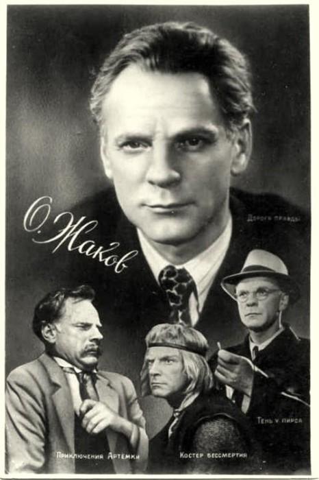 Снимался до восьмидесятилетнего возраста, как в военно-героических фильмах, так и в драматических.